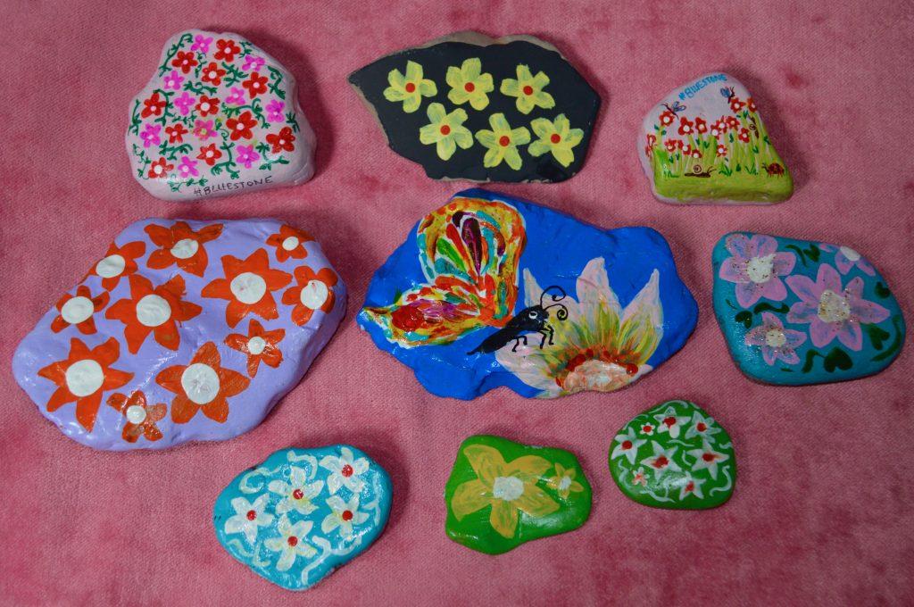 Bluestone Rocks