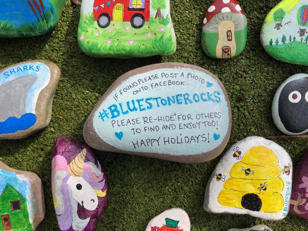Family Fun Things to do at Bluestone - bluestone rocks