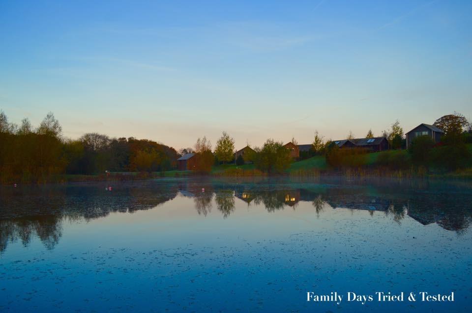 Family Fun Things to do at Bluestone - early morning walk