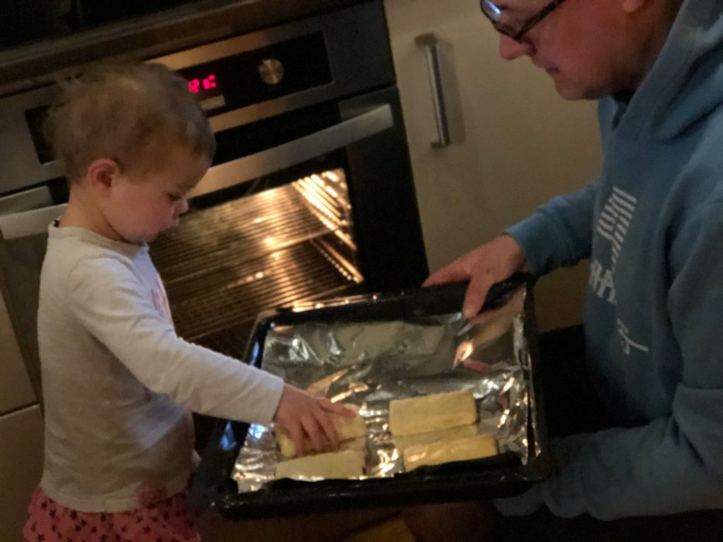 Family fun things to do at Bluestone - bake croissants for breakfast