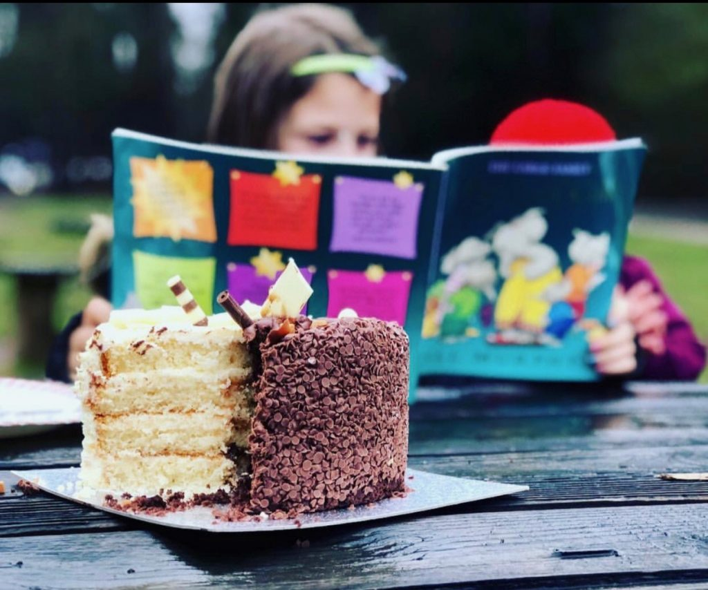 Family Fun Things To Do At Bluestone - just because cake
