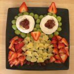 Making Fruit Owls