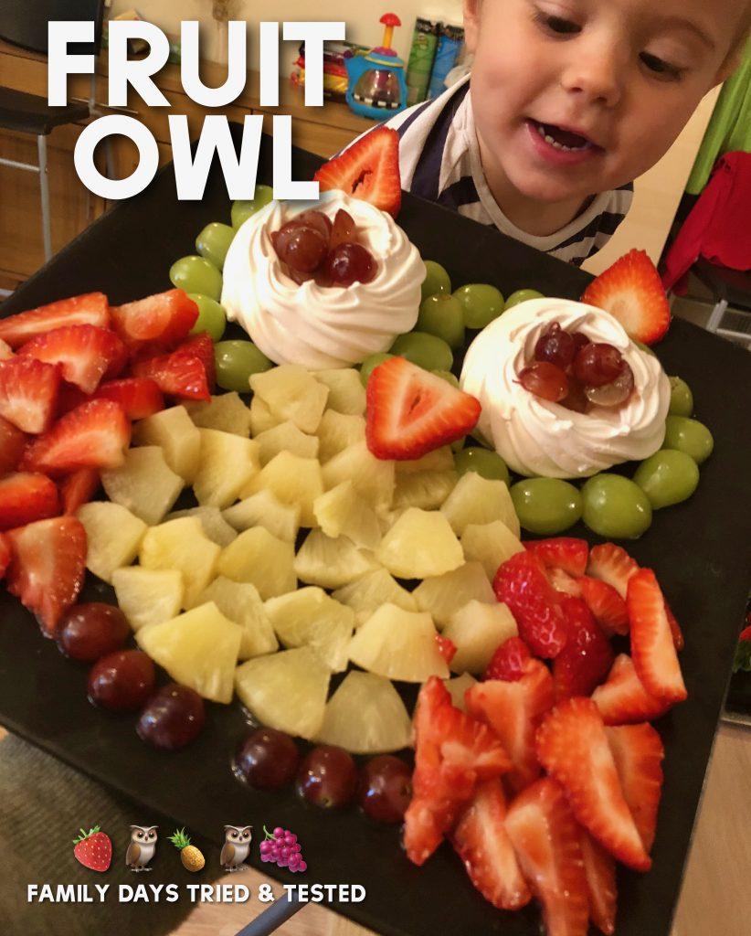 Fruit Owls