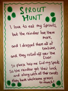 Sprout hunt