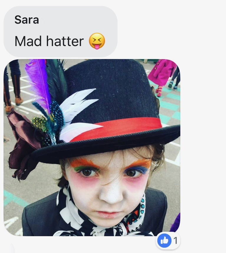 World Book Day costume ideas - Mad Hatter