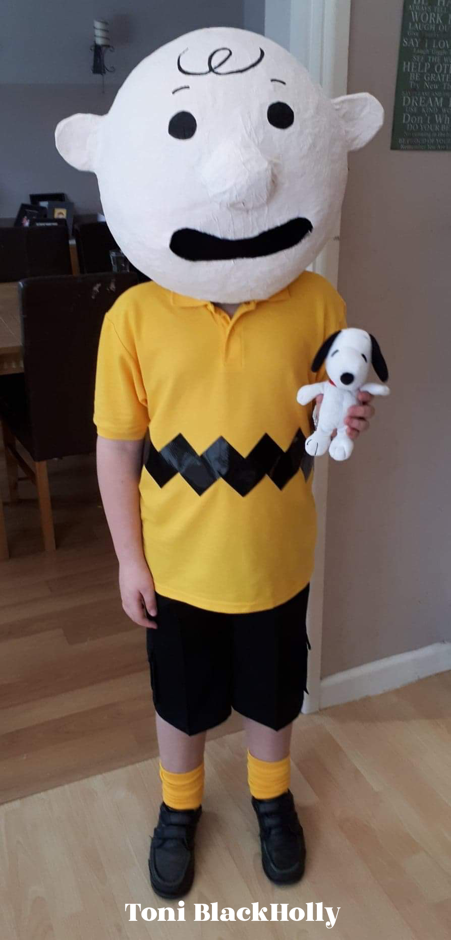 World Book Day costume ideas - Snoopy