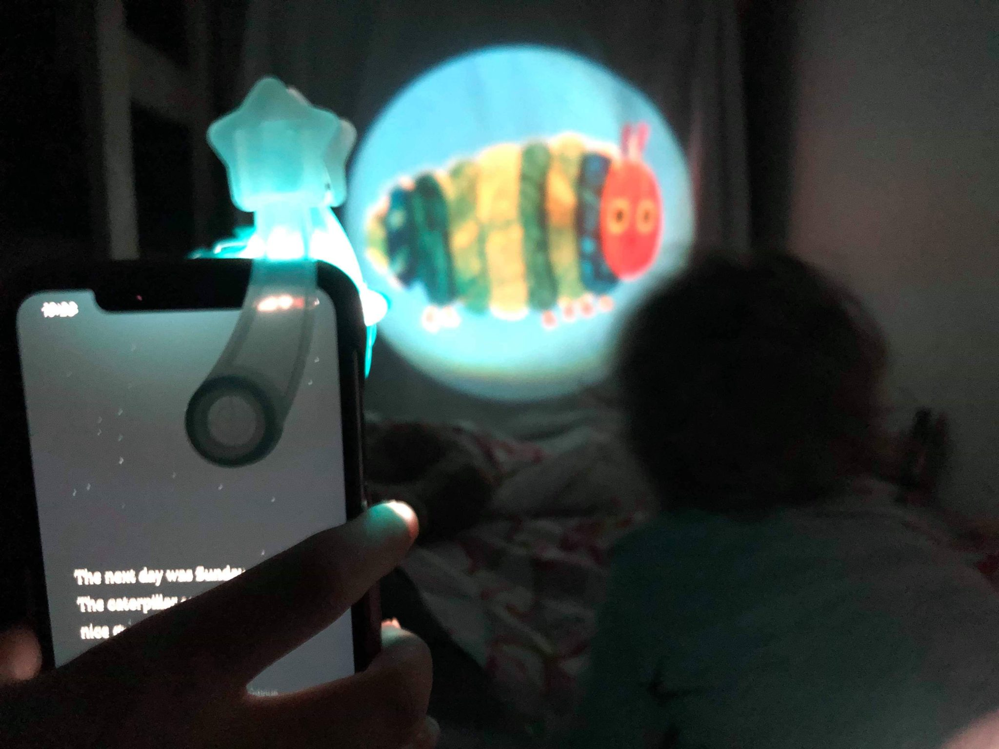 Moonlite Storybook Projector - World Book Day Inspired Fun