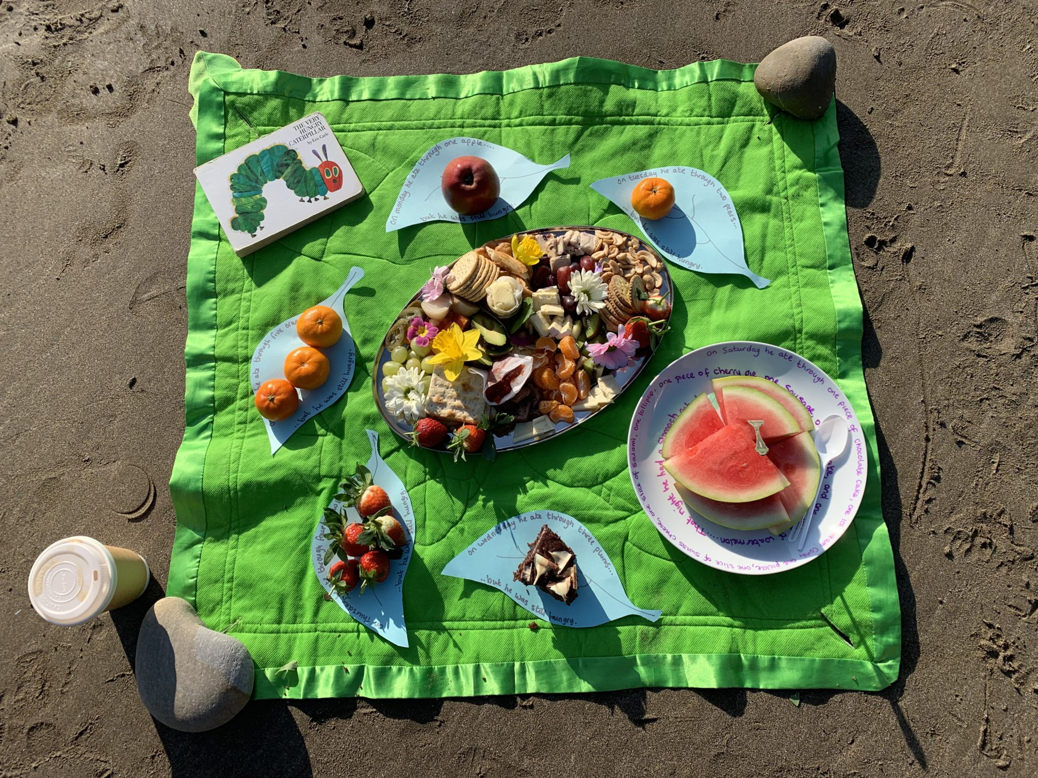 The Very Hungry Caterpillar Picnic