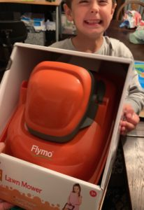 Casdon Flymo Toy Lawnmower review