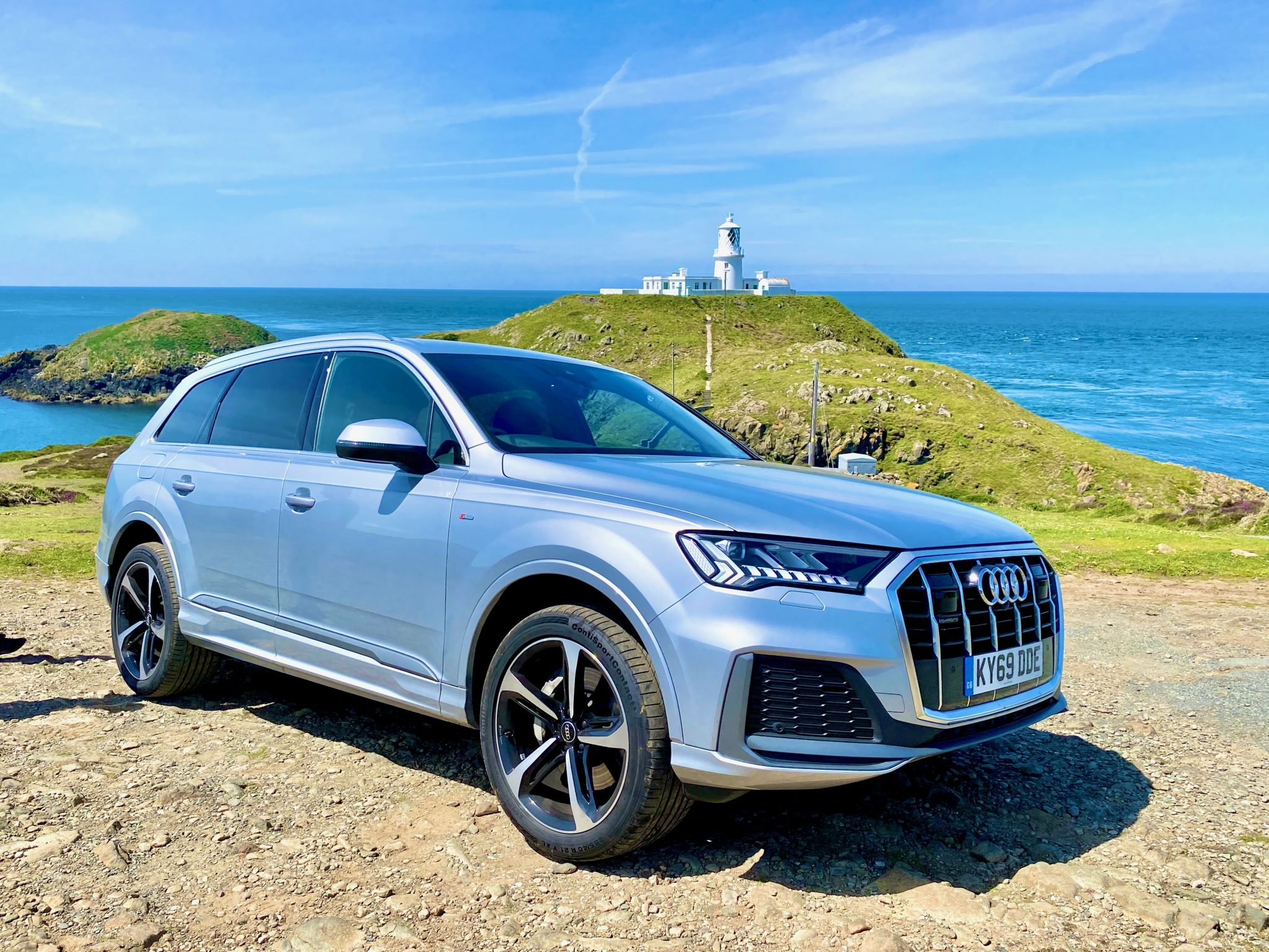 Audi Q7 Family Car Review - Family Day Tried and Tested